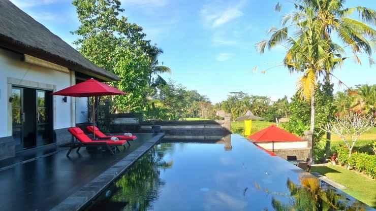 Exterior Rouge - Private Villas Ubud