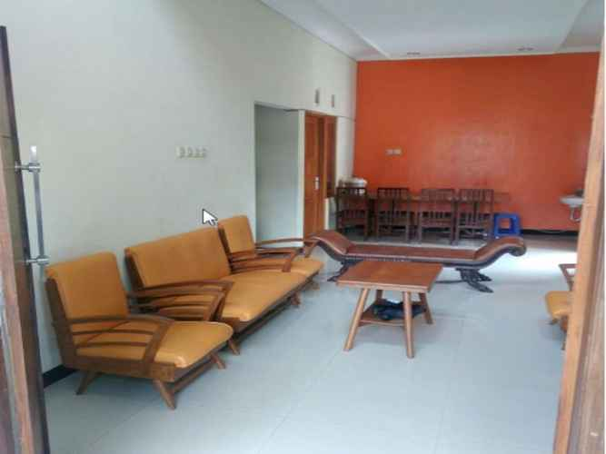 Interior Omah Minggiran Yogyakarta