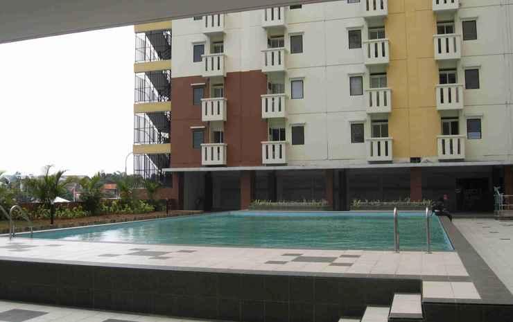 Cibubur Village Apartment type 2BR 52 Depok -