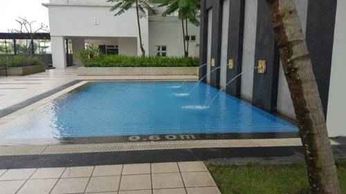 Swimming pool Homestay 1 Sentul Kuala Lumpur