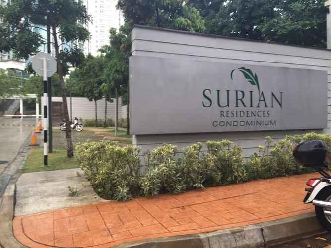 Exterior Surian Residences