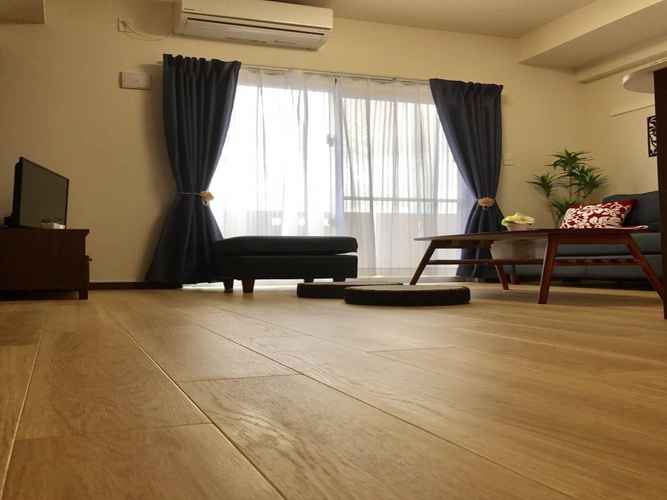 Interior 1 Bedroom Apartment in Okinawa OF3