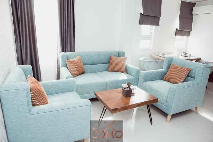 Interior G01-The Como Serviced Apartment Superior 2 Bedroom