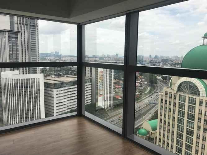 Interior City View Corner Duplex Guesthouse @ LRT Asia Jaya