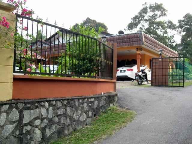 Exterior Homestay Sogo