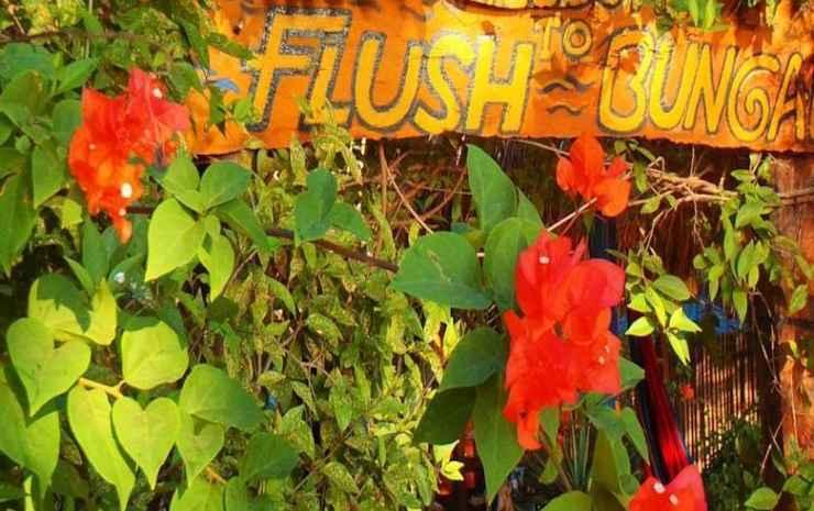 Flush Bungalow Lombok -
