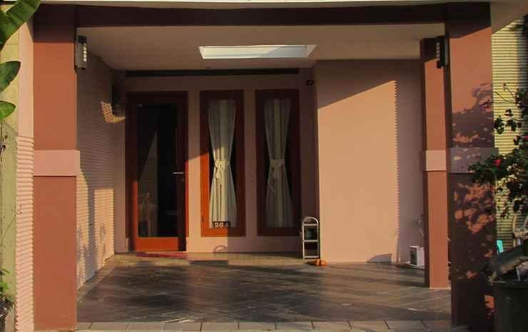 Asterik Villa Dago Pakar Bandung -
