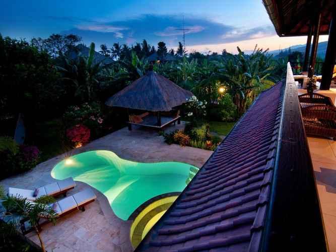Swimming Pool Villa Beranda