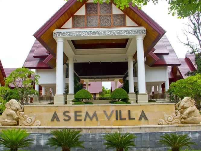 Exterior Asem Villa