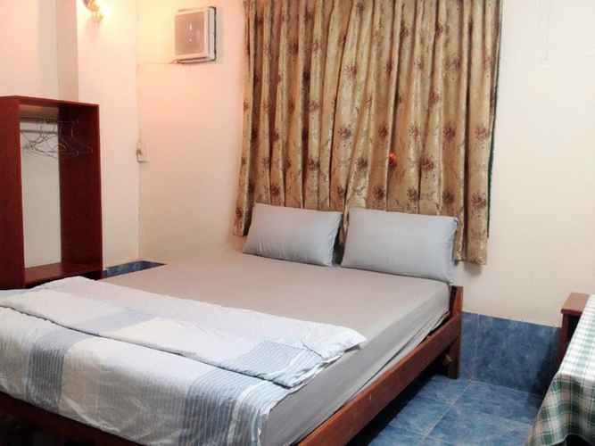 Double Bed Souksavanh Guest House