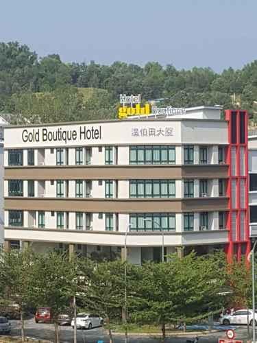 Exterior Gold Boutique Hotel Seremban
