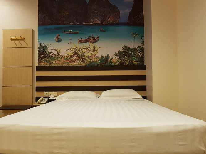 Bedroom Hotel Paradiso