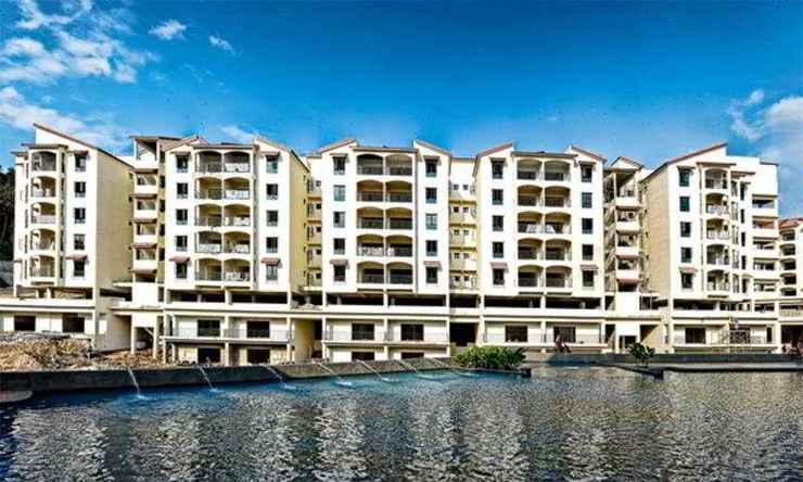 EXTERIOR_BUILDING Bukit Gambang Resort City