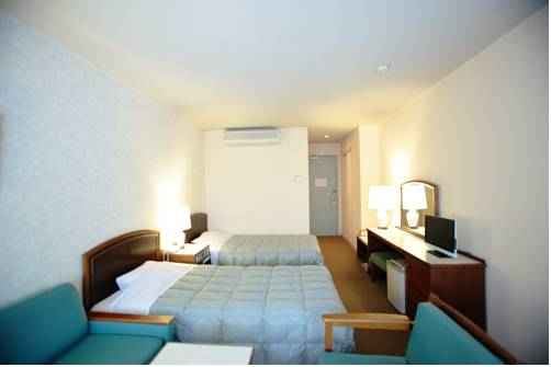 BEDROOM Nikko Lakeside Hotel