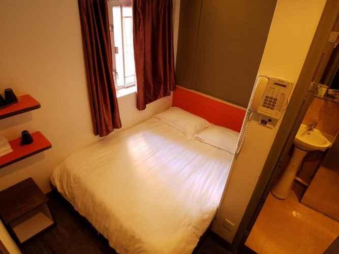 BEDROOM Hankow Hotel - Mongkok
