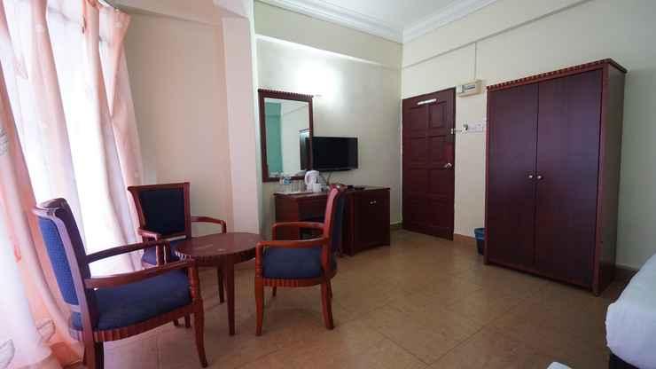 BEDROOM Hotel Sri Semantan
