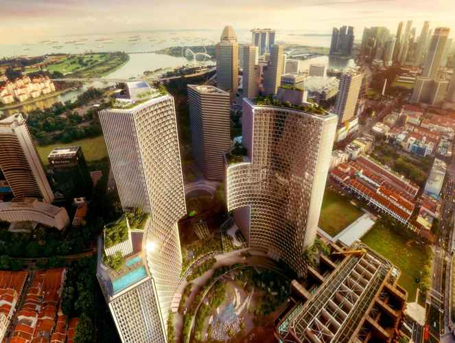 Andaz Singapore - A Concept by Hyatt, Bugis - Low Rates 2020 | Traveloka