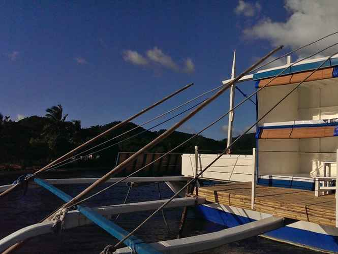 SWIMMING_POOL Palawan Secret Cruise Floating Hotel