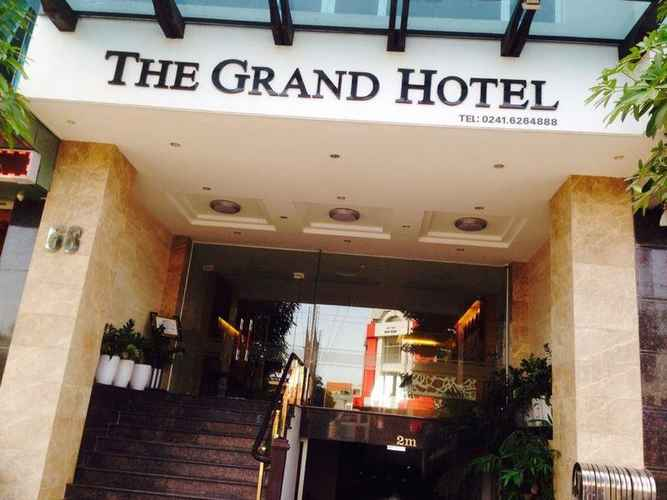 EXTERIOR_BUILDING The Grand Hotel