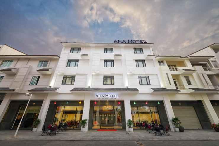 EXTERIOR_BUILDING Khách sạn Aha Hạ Long