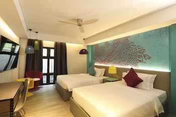BEDROOM Lagùn Hotel