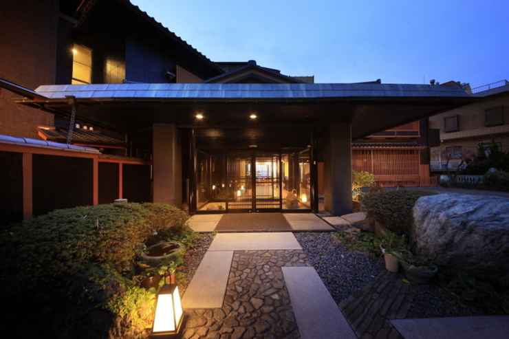 EXTERIOR_BUILDING นิชิอิซุ โคโยะอิ ออนเซ็น