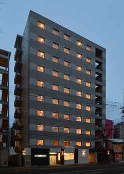 EXTERIOR_BUILDING โรงแรมดับเบิลยูบีเอฟ ซัปโปโร ซูซูกิโนะ