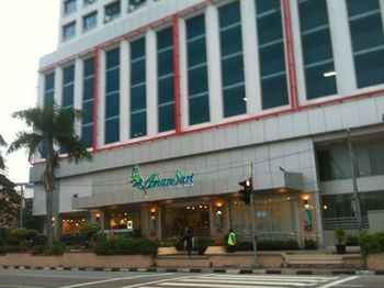 EXTERIOR_BUILDING AmanSari Hotel City Centre