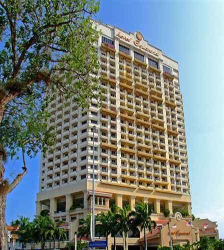 EXTERIOR_BUILDING Hotel Equatorial Melaka