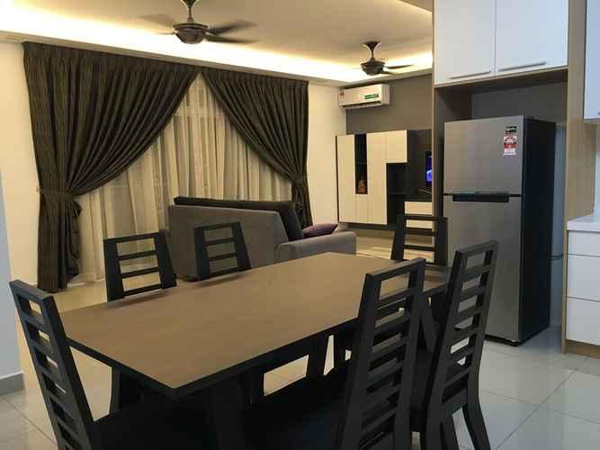 BEDROOM Glamora Putrajaya Homestay