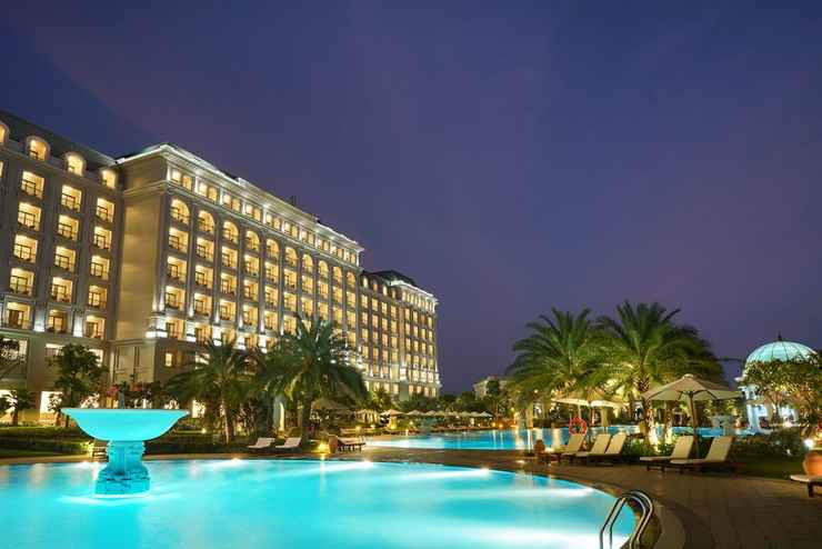 SWIMMING_POOL Vinpearl Phu Quoc Resort & Golf Villas