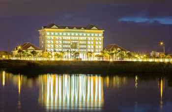 EXTERIOR_BUILDING Khách sạn Ven Sông Bàn Thạch
