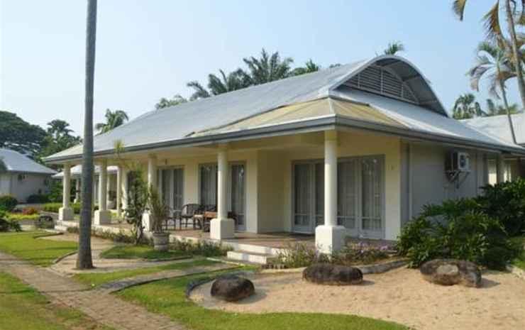 Bungalow Padang Golf Modern Tangerang -