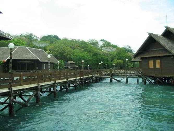 EXTERIOR_BUILDING Pulau Ayer Resort & Cottages