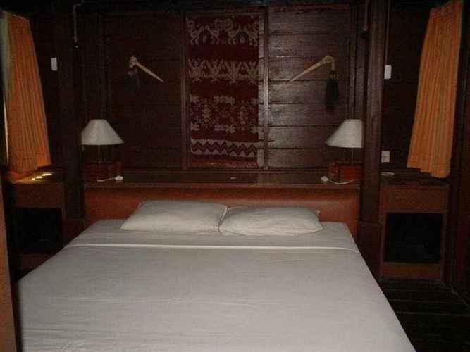 BEDROOM Pulau Ayer Resort & Cottages