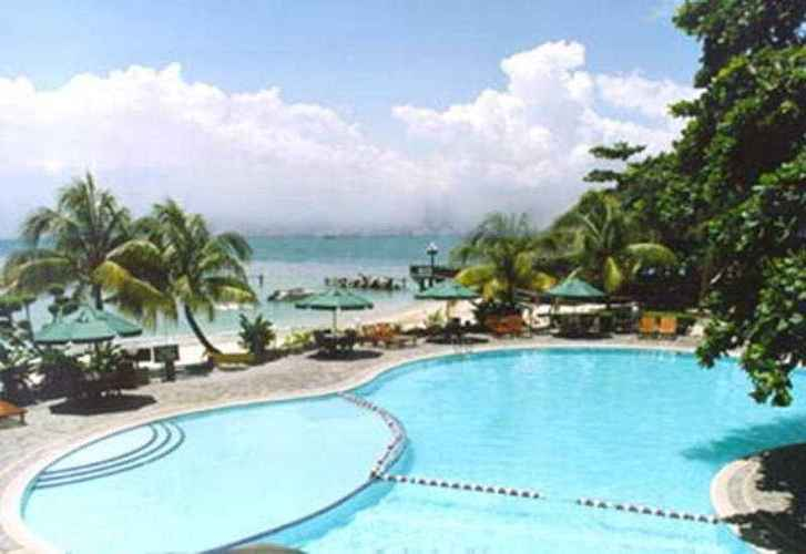 SWIMMING_POOL Pulau Ayer Resort & Cottages