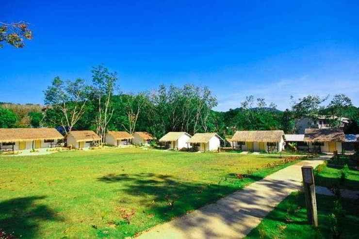 EXTERIOR_BUILDING Lanta Palace Hill Resort