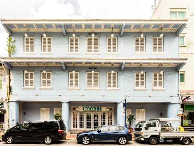 EXTERIOR_BUILDING Hotel 81 Classic