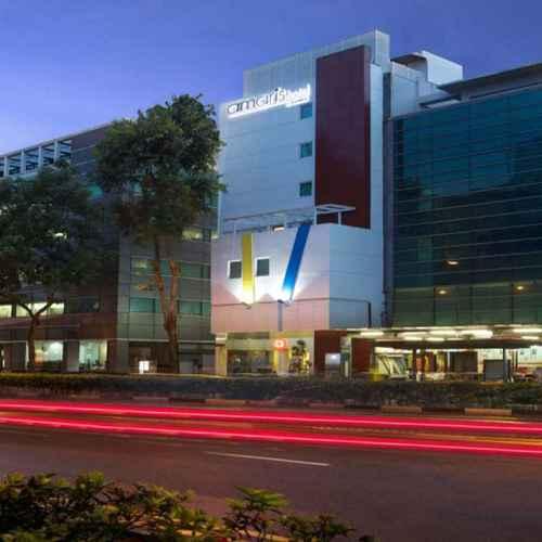 EXTERIOR_BUILDING Amaris Hotel By Santika, Bugis - Singapore