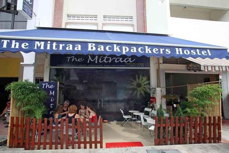 EXTERIOR_BUILDING Greendili Backpackers Hostel