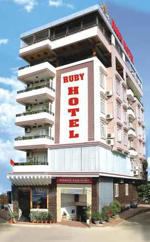 EXTERIOR_BUILDING Ruby Hotel