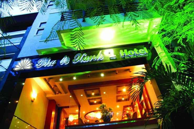 EXTERIOR_BUILDING Khách sạn Pha Lê Xanh 1
