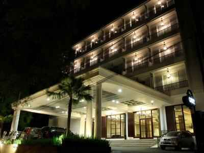 EXTERIOR_BUILDING Hotel Royal Bogor