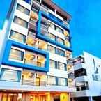 EXTERIOR_BUILDING The Blu Eco Hotel Phuket