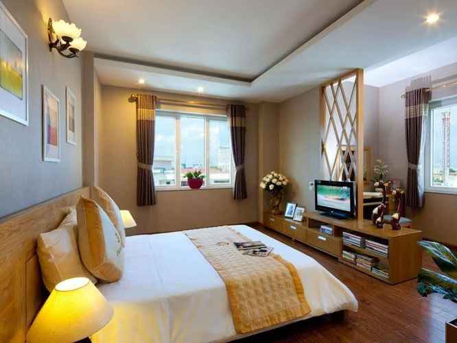BEDROOM Trang Thanh Luxury Apartment