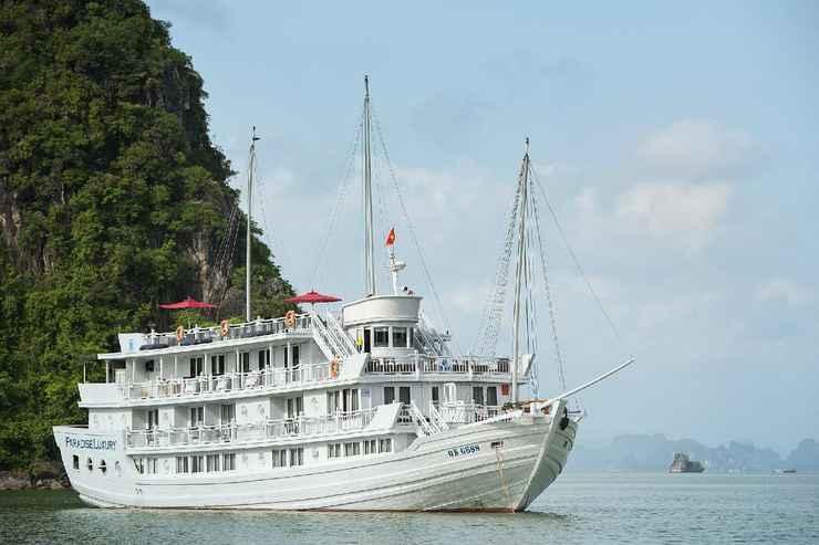 EXTERIOR_BUILDING Paradise Luxury Sails Cruise