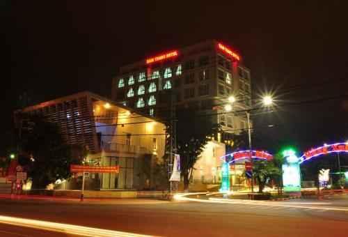 EXTERIOR_BUILDING Cam Thanh Hotel