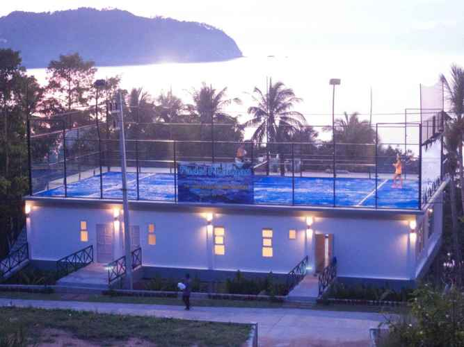 EXTERIOR_BUILDING Beach Villa Phangan