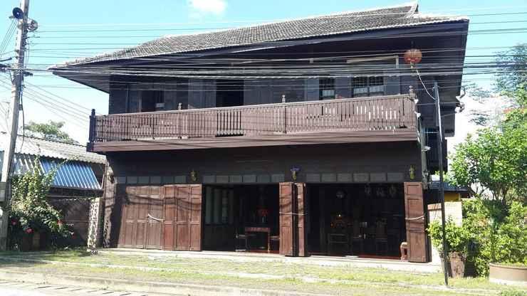 EXTERIOR_BUILDING Baan Kong Hostel Lamphun