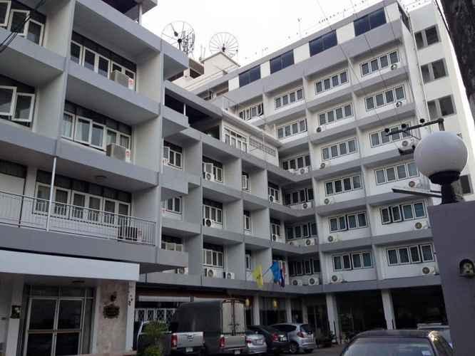 EXTERIOR_BUILDING Khelangnakorn Lampang Hotel
